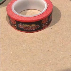Sony Other - 💟clearance💟 Spider man washi tape